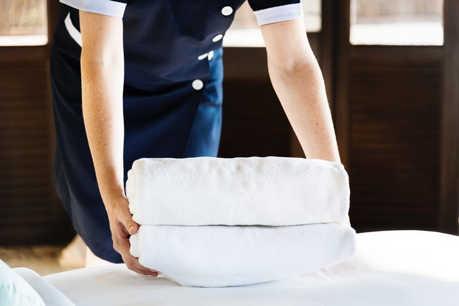Domestic services for patients